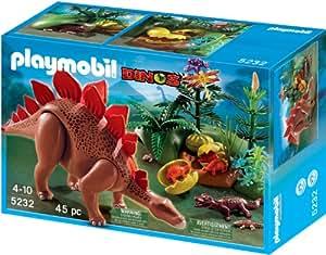 PLAYMOBIL 5232 - Stegosaurus mit Nest