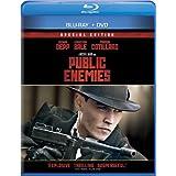 Public Enemies [Blu-ray/DVD Combo]