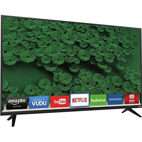 Cheapest Prices! VIZIO D50u-D1 50-Inch 4K Ultra HD Smart LED TV (2016 Model)