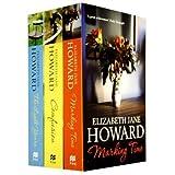 Elizabeth Jane Howard 3 Books Collection Set RRP �20.97 (Cazalet Chronicle) (Marking Time, Comfusion, The Light Years)by Elizabeth Jane Howard