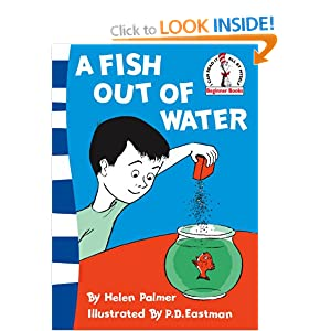 Fish Out of Water (Beginner Books) Helen Palmer