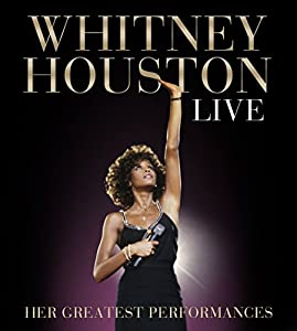 Whitney Houston Live: Her Greatest Performances (CD/ DVD)