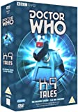 Doctor Who: K9 Tales Box Set (Invisible Enemy/K9 and Co) [DVD]