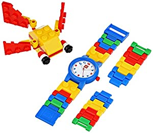"""LEGO Kids' 4250341 """"Creator"""" Watch with Buildable Toy"""