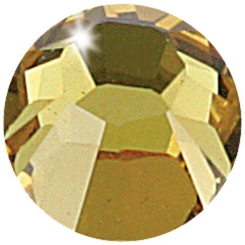 Swarovski HotFix Crystals~7mm Light Topaz~by the Gross