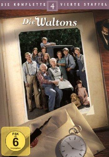 Die Waltons - Die komplette 4. Staffel [7 DVDs]