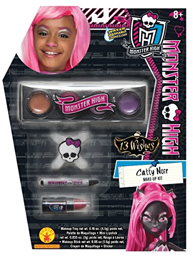 Rubies Catty Noir Monster High Halloween Costume Makeup Kit