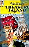 img - for Indrajal Comics-33 & 34 (Set of 2 Comics): Walt Disney's Treasure Island & Phantom: Phantom Meets the Super Apes book / textbook / text book