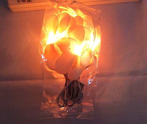 Thai Led Fairy String Light Leelavadee Flower For Party, Wedding, Christmas Tree And New Year Day 1 Pcs. #17