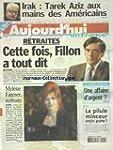 AUJOURD'HUI EN FRANCE [No 580] du 25/...