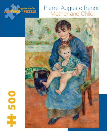 Renoir - Mother and Child reflex de 2