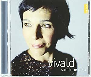 Vivaldi! - Opera Arias and Sacred Music by Sandrine Piau ...: http://www.amazon.it/Vivaldi-Sandrine-Hallenberg-Guillemette-Marie-Nico/dp/B00GKR0HRS