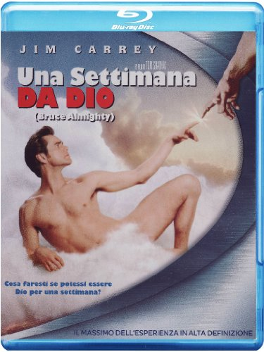 Una settimana da Dio [Blu-ray] [IT Import]