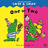 One or Two (Snip & Snap) (1408316188) by Fox, Diane