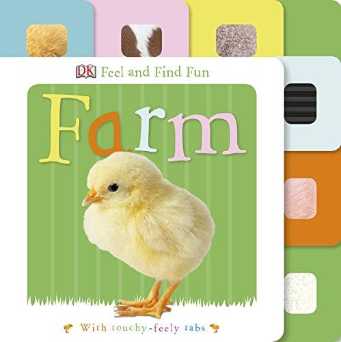 Feel and Find Fun Farm (Dk Touch & Feel)