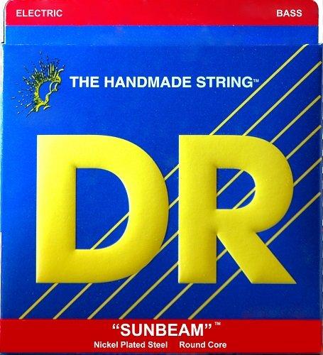 dr-snmr-45-sunbeam-nickel-plated-steel-tite-medium-4-string-short-scale
