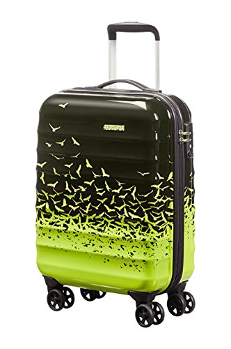 american-tourister-koffer-32-liters-fly-away-green