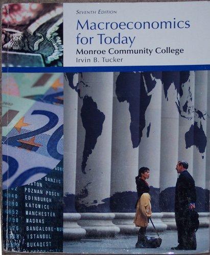 Macroeconomics for Today Monroe Community College