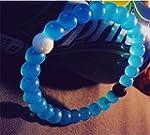 Lokai Bracelet Blue Size Medium