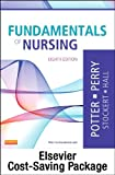 img - for Fundamentals of Nursing - Single-Volume Text and Elsevier Adaptive Quizzing Package, 8e book / textbook / text book
