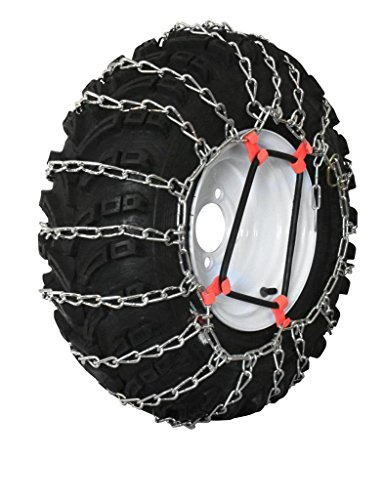 Buy Bargain Grizzlar GTU-240 Garden Tractor Snowblower 2 link Ladder Alloy Tire Chains 4.00/4.80-8 4...