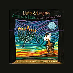 Lights & Laughter: Joel ben Izzy Spins Hanukkah Tales | [Joel ben Izzy]
