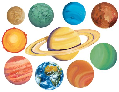 Planets White Background - Pics about space