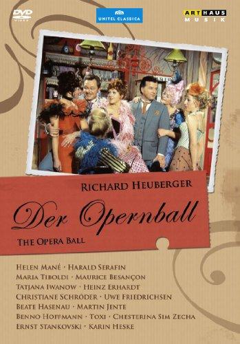 Heuberger: Der Opernball (The Opera Ball 1970) (Arthaus: 101628) [DVD] [NTSC]