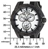 Marc Ecko Men's E14537G4 The Spirit Multi-Function White Dial Watch