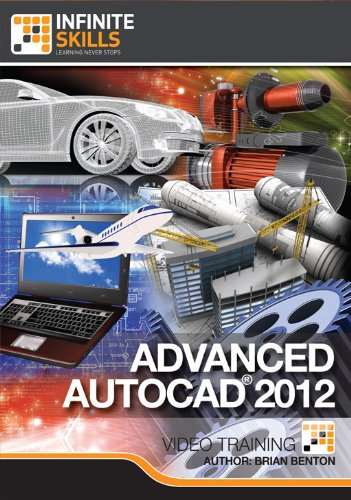 Advanced AutoCAD 2012 [Download] (Autocad 2012 Software compare prices)