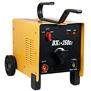 Smartxchoices 250 AMP ARC Welder 110 / 220V Dual Welding Machine-BXI-250C1 by Smartxchoices
