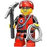 LEGO Minifigures Series 11 Mountain Climber Mini Figure