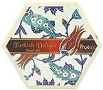 Truede Hexagonal Wooden Box with Turk...