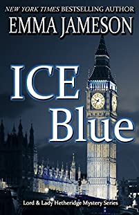 Ice Blue by Emma Jameson ebook deal