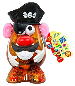 Playskool - 228141860 - Jouet Premier Age - Monsieur Patate Pirate