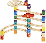 Hape - Quadrilla - Xcellerator - Marble Railway in Wood
