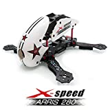 ARRIS X-Speed 280 FPV Racing drone Frame RC Quadcopter kIT (Unassembled)