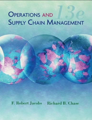 Operations and Supply Chain Management (The...