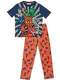 LEGO Ninjago - Pijama para Ni�os 10-11 A�os