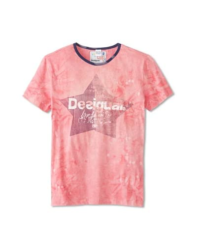 Desigual Men's Star T-Shirt