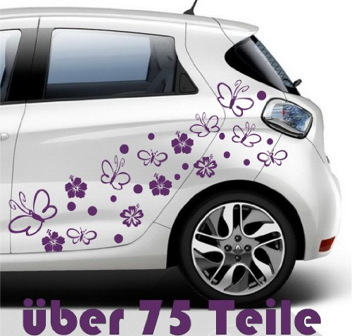 75-pcshibiscusflower-butterflypurple-10-12-cm-high-quality-sticker-decal-decals-for-cars-vinyl-stick