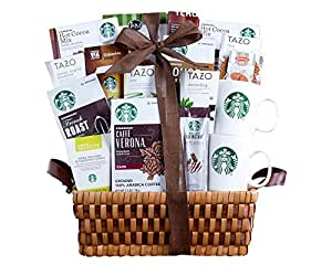 Wine Country Gift Baskets Starbucks Spectacular