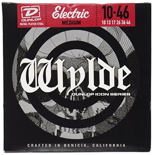 Dunlop - Corde Zakk Wylde Electric Medium 10-46
