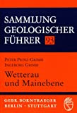 img - for Wetterau und Mainebene book / textbook / text book