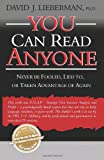 You Can Read Anyone (0978631307) by Lieberman, David J.