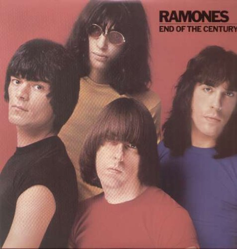 Album Art for End Of The Century by Ramones