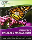 img - for Wiley Pathways Introduction to Database Management by Gillenson Mark L. Ponniah Paulraj Kriegel Alex Trukhnov Boris M. Taylor Allen G. Powell Gavin Miller Frank (2007-03-16) Paperback book / textbook / text book