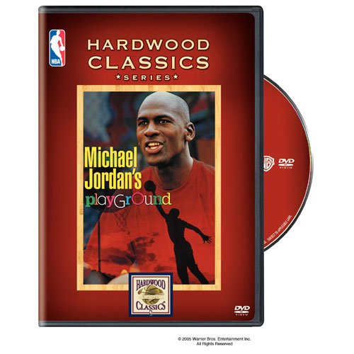 Michael Jordan's Playground (NBA Hardwood Classics) at Amazon.com