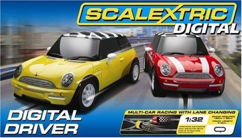 Scalextric C1197 1:32 Scale Digital Driver Digital Race Set