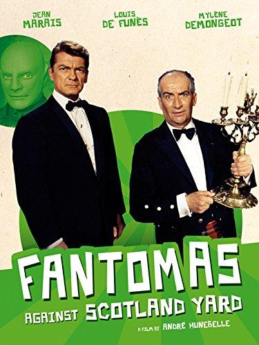 Fantomas Against Scotland Yard